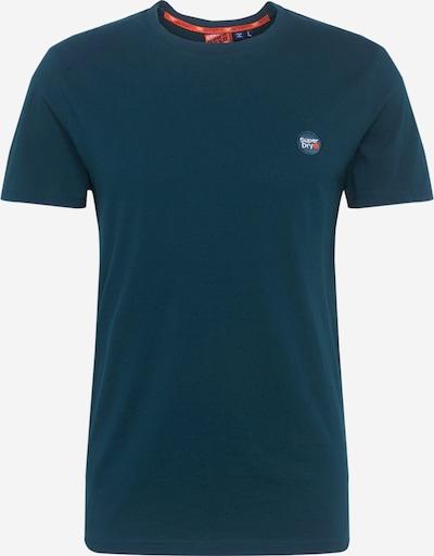 Superdry Koszulka 'Collective' w kolorze szmaragdowym, Podgląd produktu