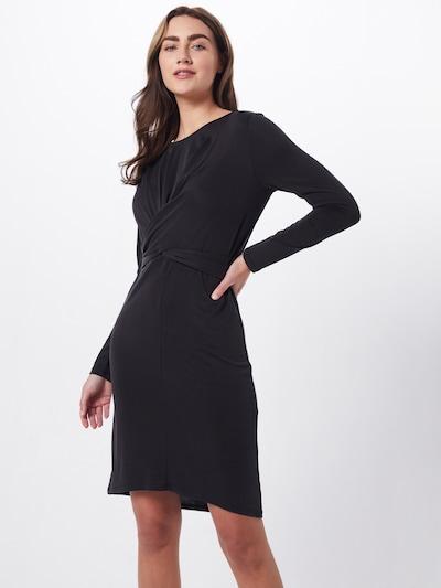 OBJECT Kleid  'Lisa' in schwarz, Modelansicht