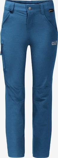 JACK WOLFSKIN Softshellhose 'Activate' in himmelblau, Produktansicht