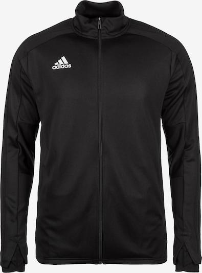 ADIDAS PERFORMANCE Trainingsjacke 'Condivo 18' in schwarz, Produktansicht