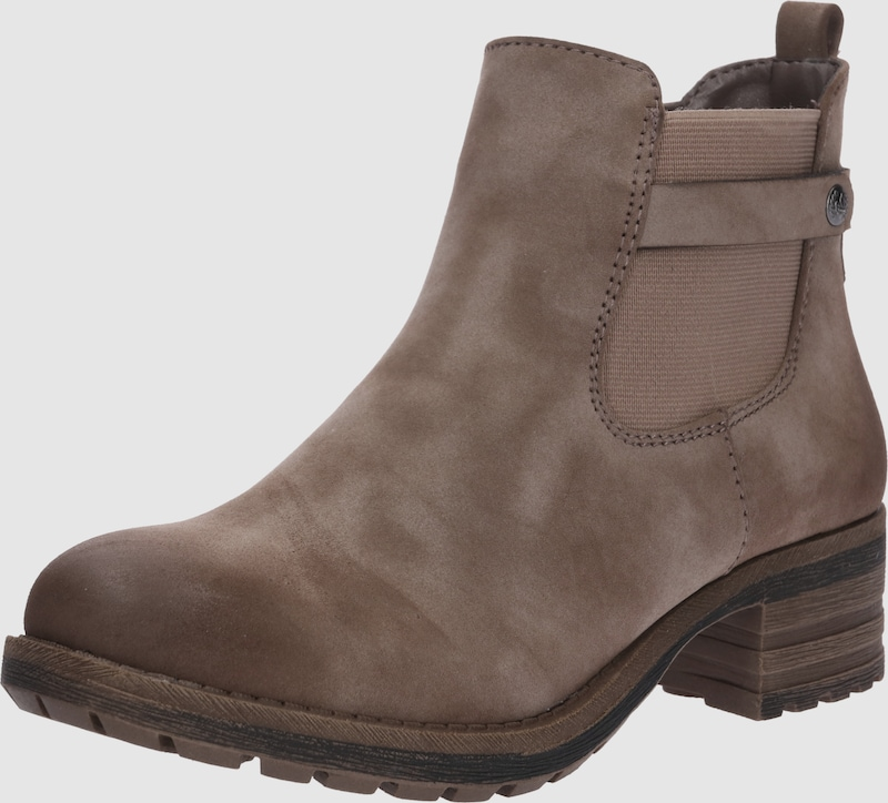RIEKER | Chelsea-Stiefelette mit leichter Fütterung Schuhe Gut getragene getragene getragene Schuhe b39c68