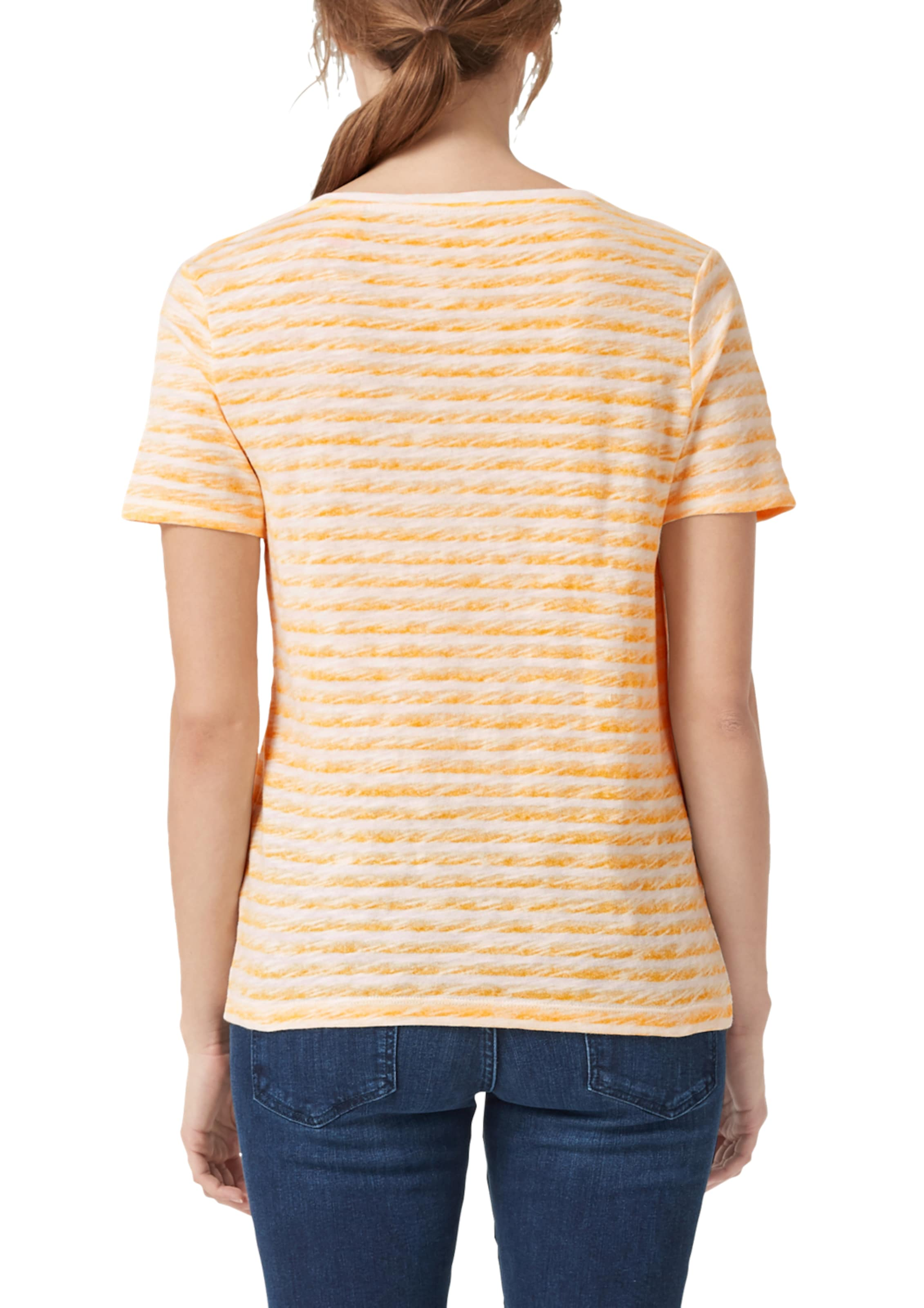 Red oliver S Shirt In ApricotWeiß Label m8wPyvNn0O