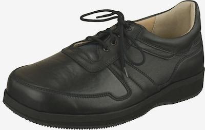 Natural Feet Schnürschuhe 'Karsten XL' in schwarz, Produktansicht