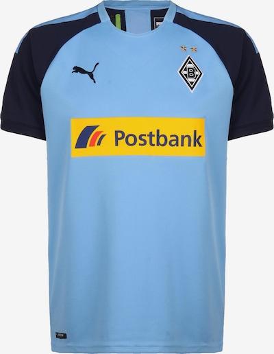 PUMA Trikot 'Borussia Mönchengladbach Away 2019/2020' in rauchblau / nachtblau / gelb, Produktansicht