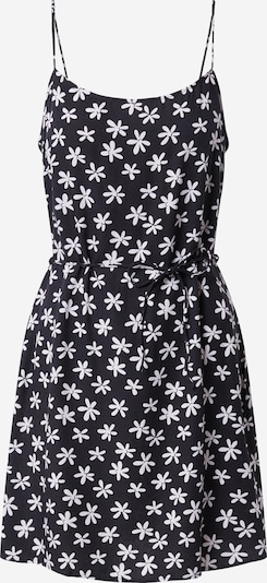Motel Kleid 'Kinley' in schwarz / weiß, Produktansicht