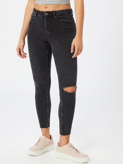 PIECES Jeans 'Lili' in schwarz, Modelansicht