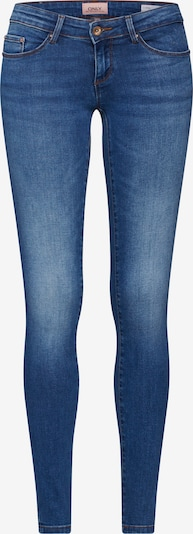 ONLY Damen - Jeans 'ONLCORAL SL SK BB AZG0007 N' in blue denim, Produktansicht