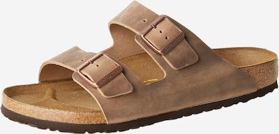 BIRKENSTOCK Pantolette 'Arizona' in braun, Produktansicht