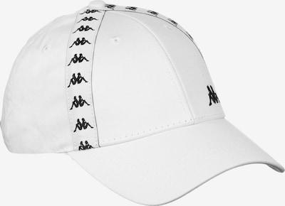 KAPPA Cap in weiß, Produktansicht