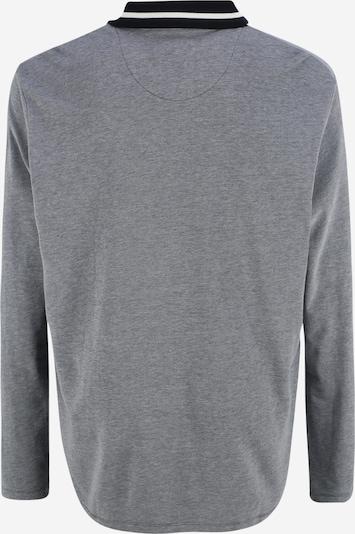 BURTON MENSWEAR LONDON (Big & Tall) Shirt in Navy / Grijs gemêleerd 8oPJWBGT