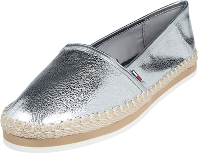 Tommy Jeans Loafer in Metallic-Optik