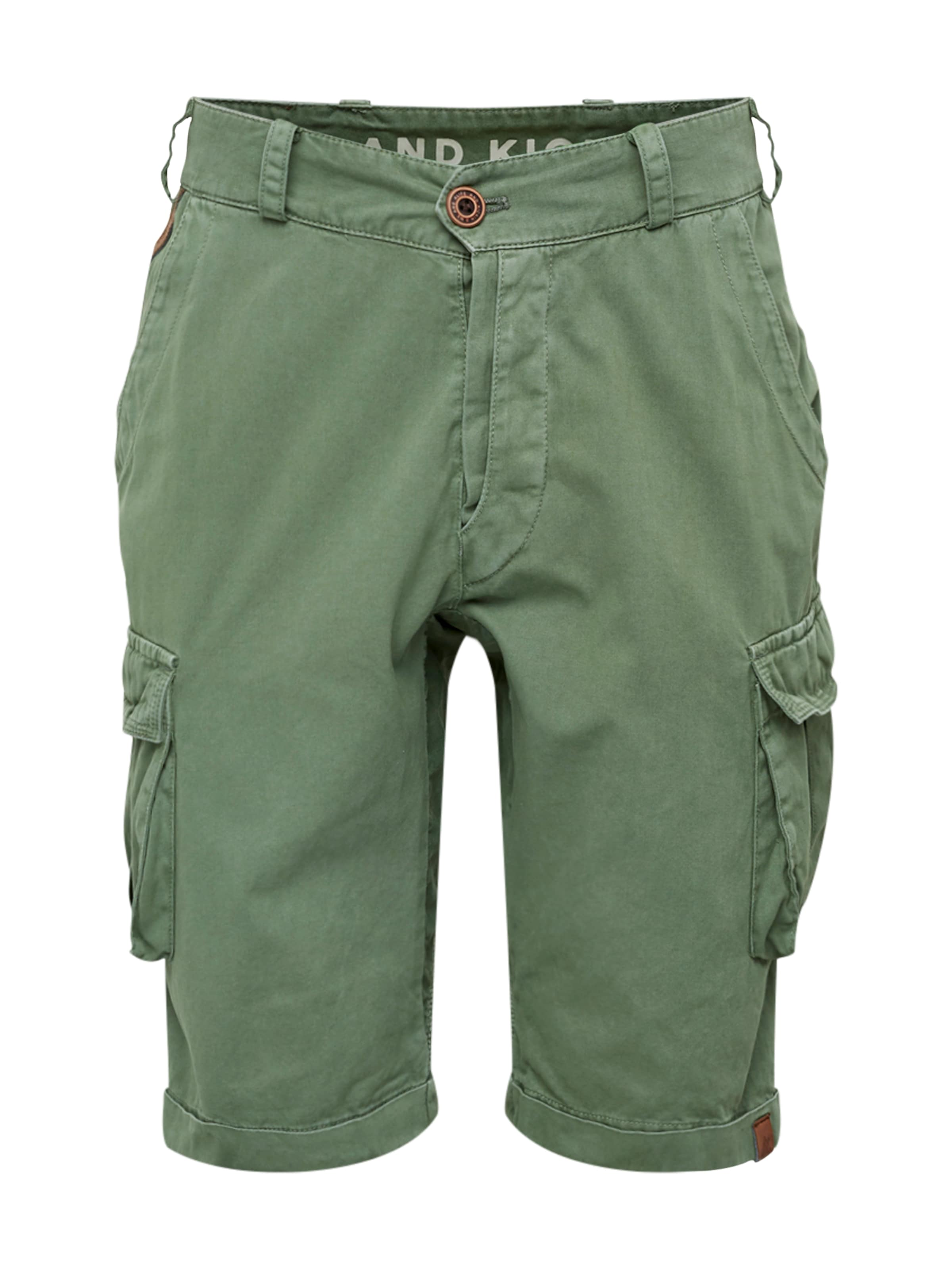 Alife And 'philippe' Kickin Grün Shorts In DHW2YE9I