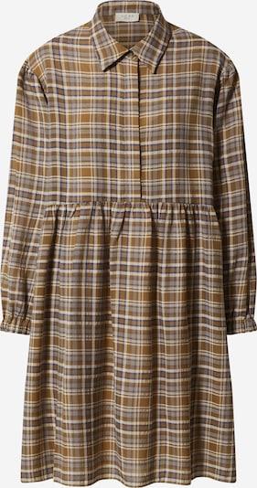 NORR Kleid 'Judith' in beige / braun / khaki, Produktansicht