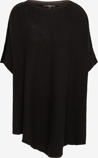 Mavi Poncho ' PANCHO ' in schwarz, Produktansicht