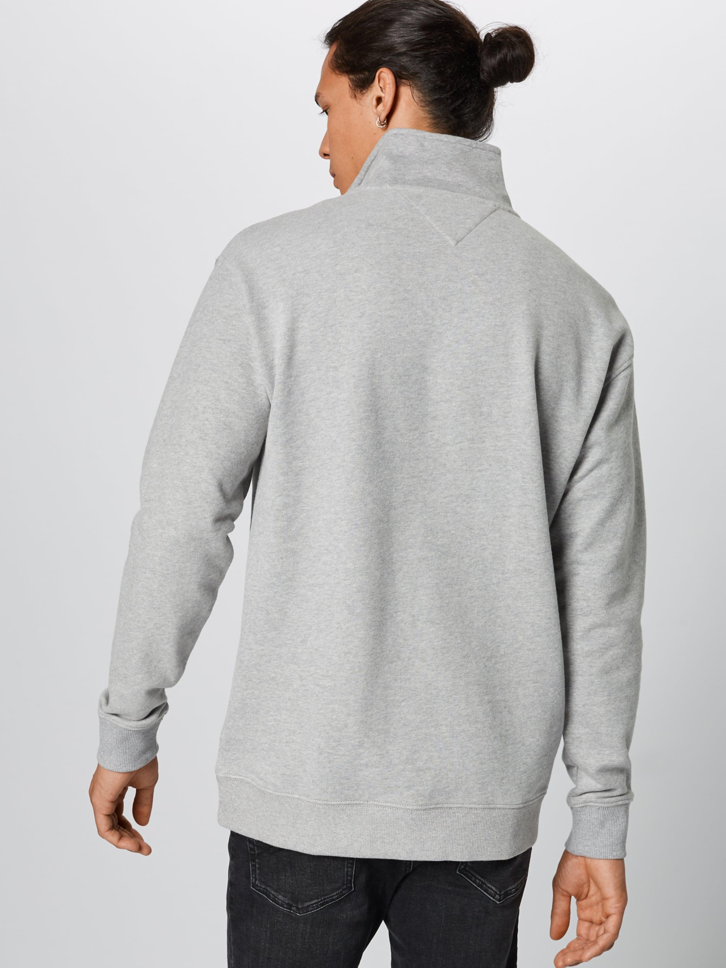 Tommy Jeans In In Jeans Sweatshirt Tommy In Grau Sweatshirt Sweatshirt Tommy Jeans Grau VSUpzM