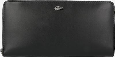 LACOSTE 'FG Document Zip' Geldbörse Leder 19.5 cm in schwarz, Produktansicht