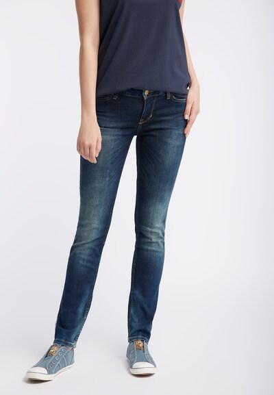 MUSTANG Jeans 'Jasmin' in blue denim, Modelansicht