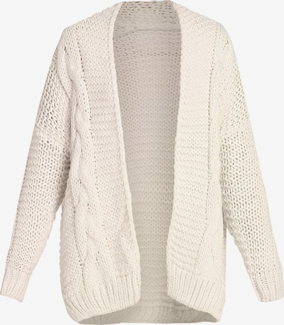 MYMO Oversized vest in de kleur Wit, Productweergave