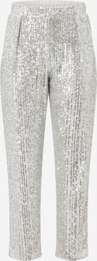 Kelnės iš PATRIZIA PEPE , spalva - sidabro pilka, Prekių apžvalga
