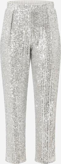 Pantaloni PATRIZIA PEPE pe gri argintiu, Vizualizare produs