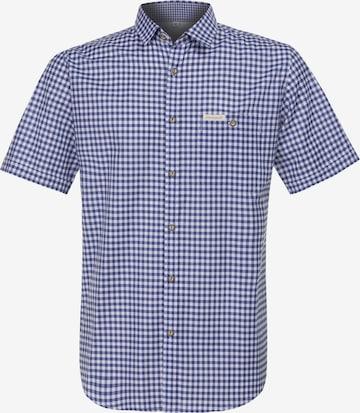 STOCKERPOINT Hemd in Blau