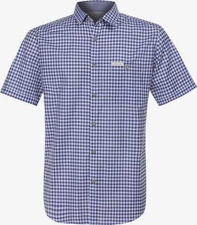 STOCKERPOINT Hemd in blau / weiß, Produktansicht