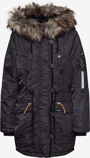 khujo Parka zimowa 'LORENE' w kolorze mieszane kolory / czarnym, Podgląd produktu