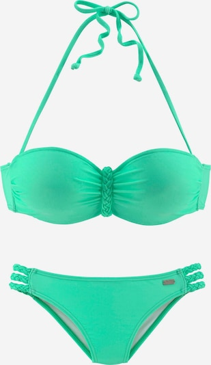 BUFFALO Bandeau-Bikini in mint, Produktansicht