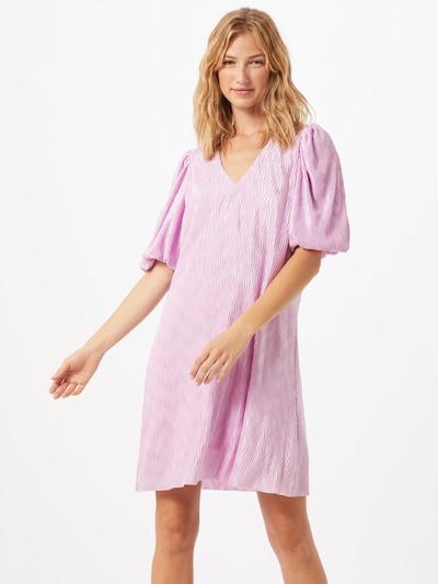 mbym Kleid 'Dottie' in hellpink, Modelansicht