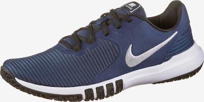 NIKE Fitnessschuh 'Flex Control 4' in blau / weiß, Produktansicht