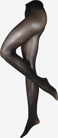 Swedish Stockings Jemné pančuchy 'Filippa' - Čierna