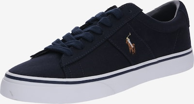 POLO RALPH LAUREN Sneaker 'Sayer Canvas' in navy, Produktansicht