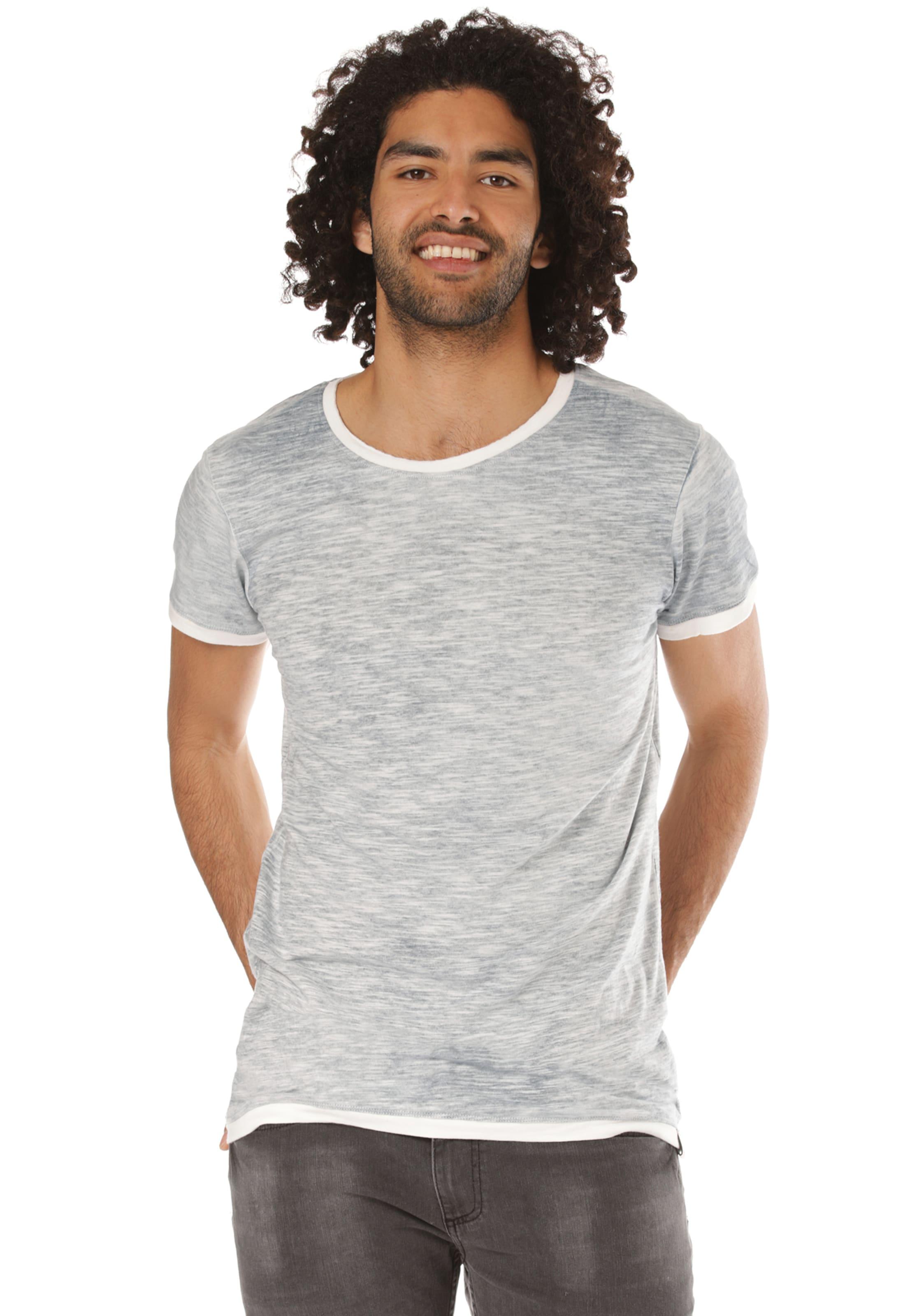 GraumeliertWeiß Lakeville Mountain T shirt 'abaja' In 7Yf6bgyv