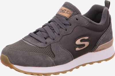 SKECHERS Sneaker in grau / hellpink, Produktansicht