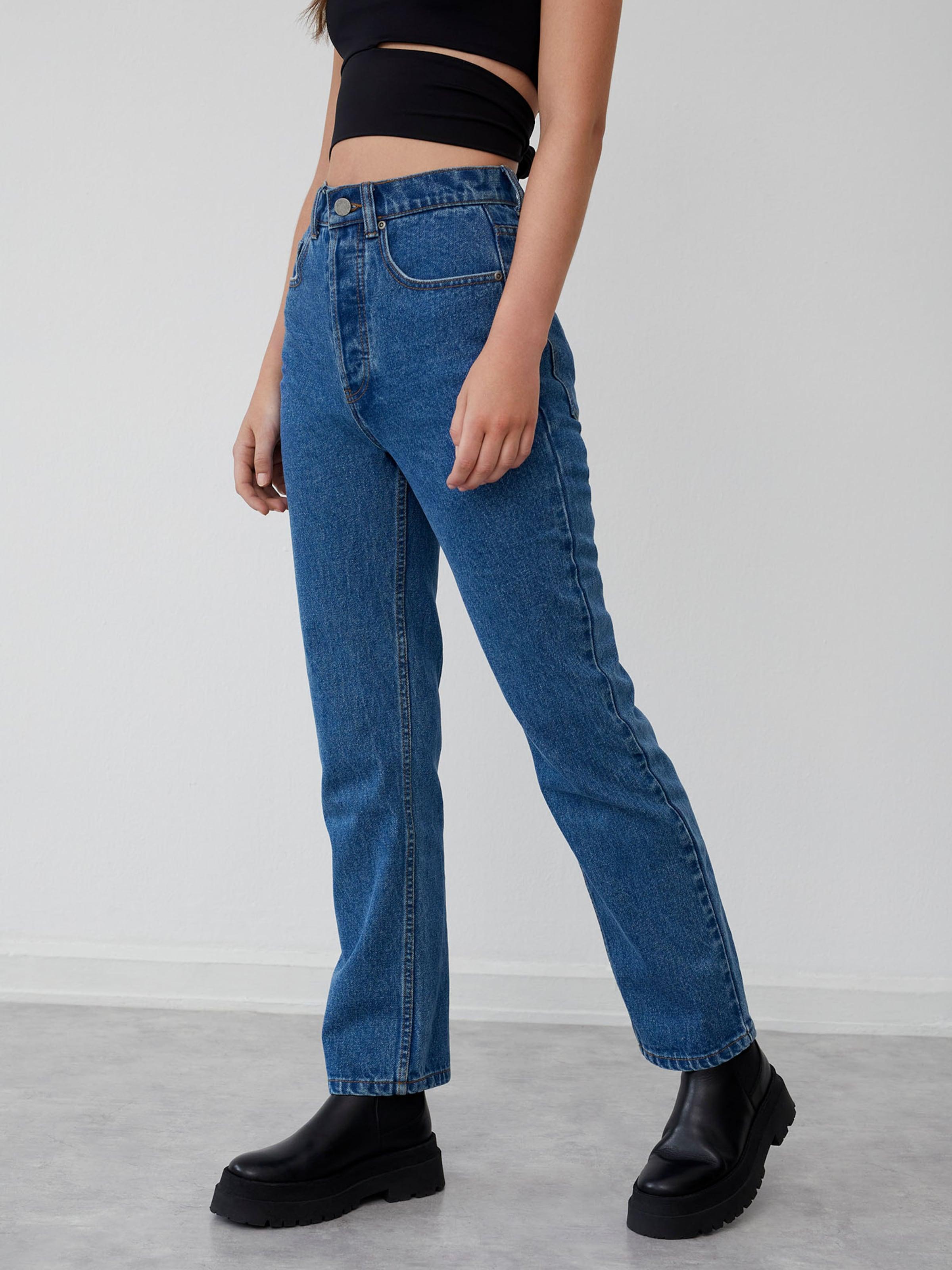 LeGer by Lena Gercke Jeans 'Chiara' i blå denim
