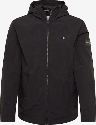 Calvin Klein Übergangsjacke 'WINDCHEATER' in schwarz, Produktansicht