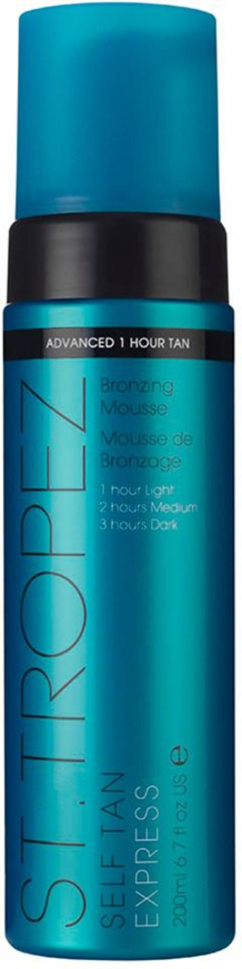 St.Tropez 'Self Tan Express Bronzing Mousse', Selbstbräuner