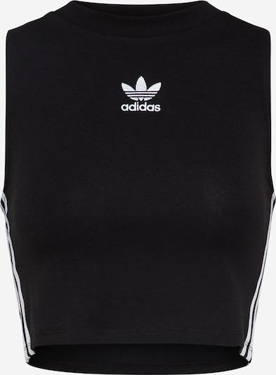 ADIDAS ORIGINALS Top - čierna / biela, Produkt