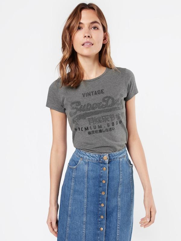 Superdry T-Shirt 'PREMIUM GOODS'