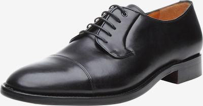 SHOEPASSION Halbschuhe Rahmengenäht 'No. 5400' in schwarz, Produktansicht