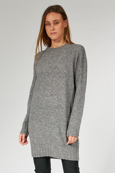 BLOOM Kleid 'RELAXED DRESS' in grau, Modelansicht