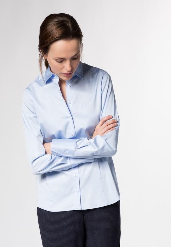 ETERNA Bluse MODERN CLASSIC