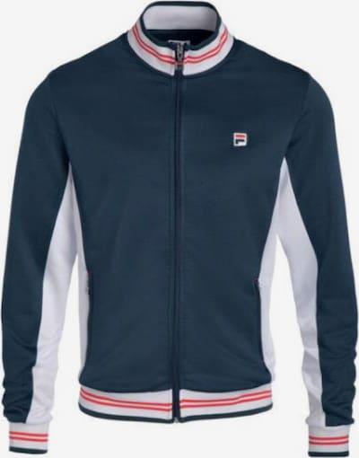 FILA Sportjas 'Ole' in de kleur Navy / Rood / Wit, Productweergave