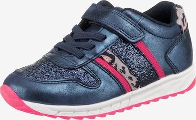 Sprox Sneaker in nude / navy / pink, Produktansicht