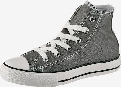 CONVERSE Schuhe in dunkelgrau / weiß, Produktansicht