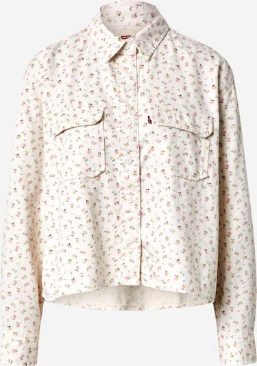 LEVI'S Bluzka 'OLSEN UTILITY SHIRT' w kolorze kremowym, Podgląd produktu