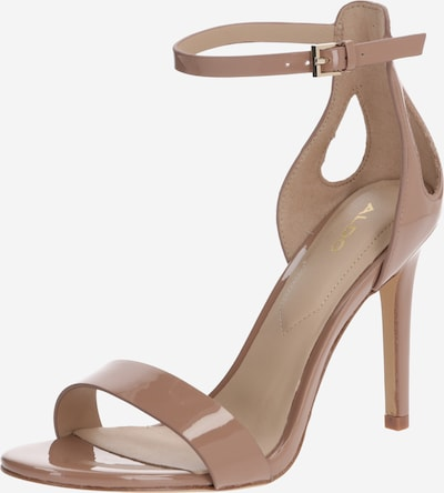ALDO Sandali s paščki 'VIOLLA' | nude barva, Prikaz izdelka