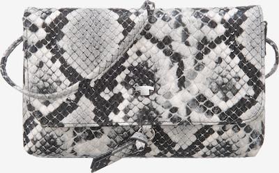 TOM TAILOR Torba na ramię 'Luna' w kolorze szary / czarny / białym, Podgląd produktu
