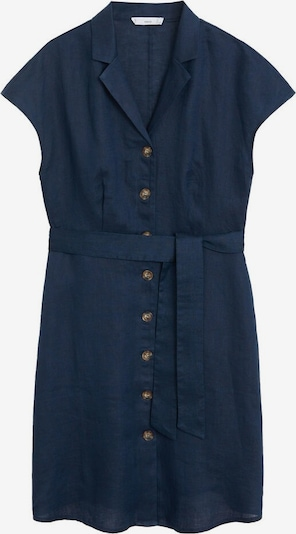 MANGO Kleid in navy, Produktansicht