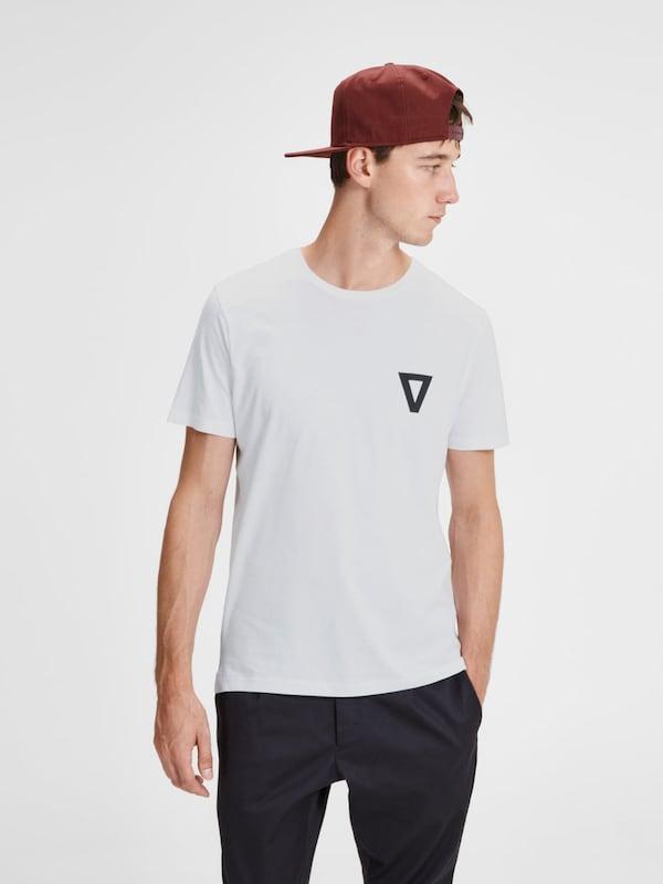 JACK & JONES Länger geschnittenes T-Shirt